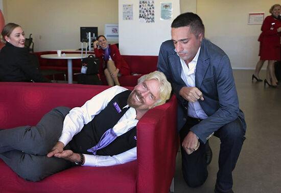 Jangan Pernah Ketiduran Di Kantor Atau Jadi Korban Master Photoshop 15