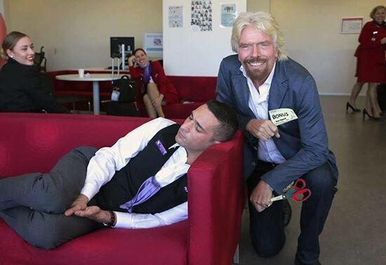 Jangan Pernah Ketiduran Di Kantor Atau Jadi Korban Master Photoshop 22