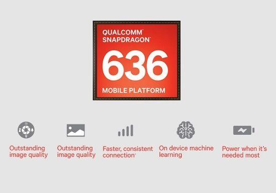 Smartphone Pertama Snapdragon 636 Asus 2 3506f