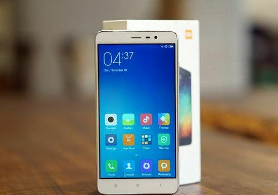 Smartphone Android Baterai Besar 4