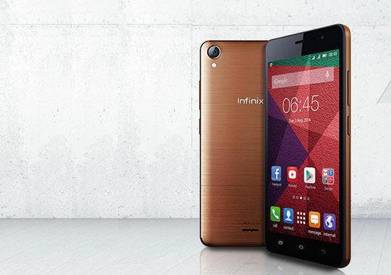 Smartphone Android Baterai Besar 6