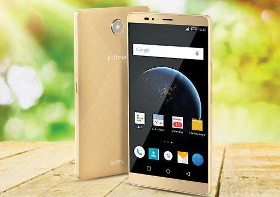 Smartphone Android Baterai Besar 8