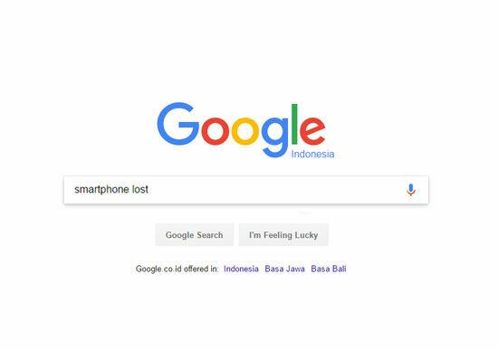 Cara Mencari Smartphone Hilang Di Google 7