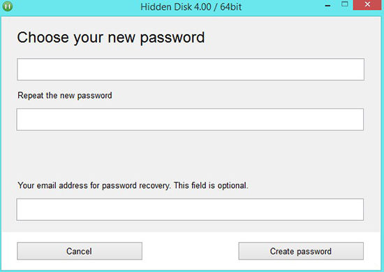 Hidden Disk 4