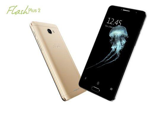 Smartphone Android murah terbaik 2017, Flash Plus 2