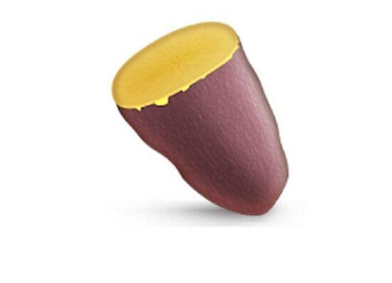 Emoji Ini Bukan Kacang Tapi Kentang Kukus 1