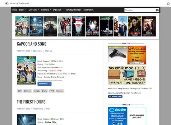 21 Situs Download Film Terbaik dan Paling Seru untuk
