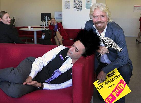 Jangan Pernah Ketiduran Di Kantor Atau Jadi Korban Master Photoshop 10