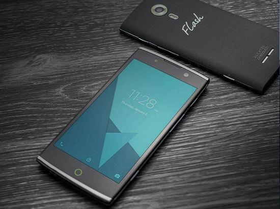 Smartphone Android Dual Sim Alcatel