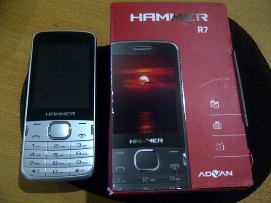 Advan Hammer R7