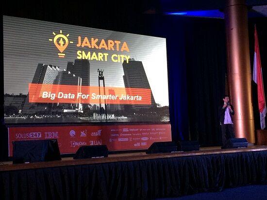Jakarta Smart City Cddac