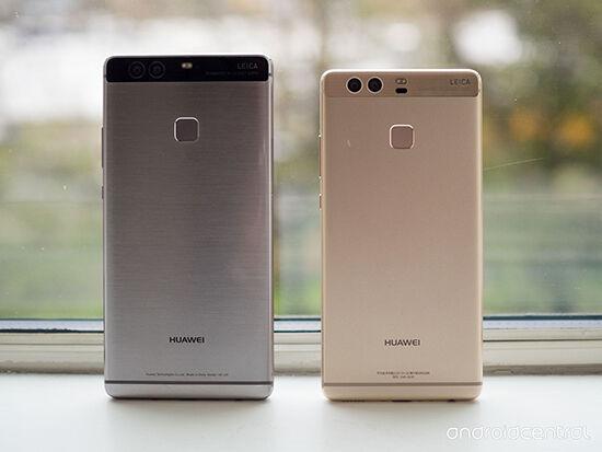 Phablet Android Terbaru 2016 Huawei P9 Plus