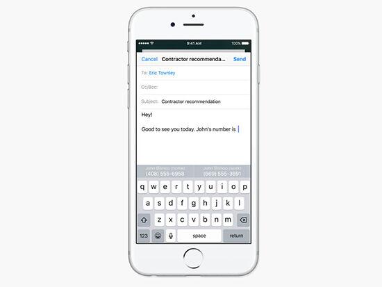 Peningkatan Keyboard Quicktype