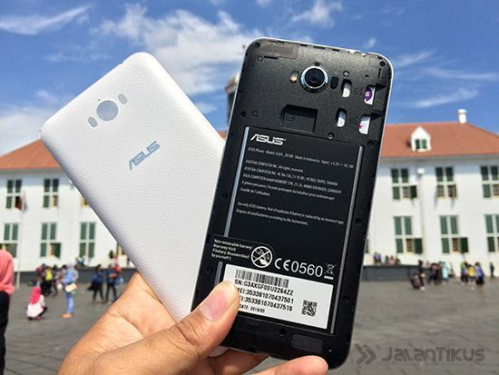 Smartphone Android Tahan Panas 2