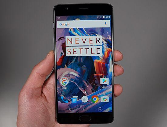 Smartphone China Terbaik Oneplus 3