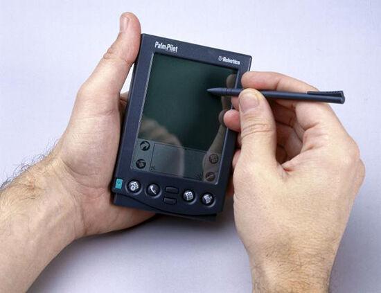 Gadget Paling Berpengaruh Palm Pilot