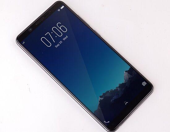Vivi V7 Plus Smartphone Selfie Sempurna