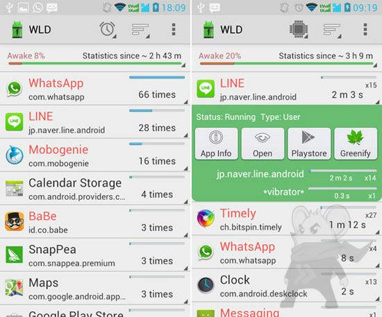 Wakelock Screenshot2