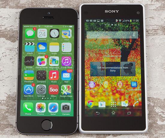 Smartphone Mini 1
