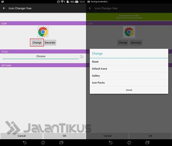 Cara Merubah Icon Aplikasi Di Android Tanpa Root 2