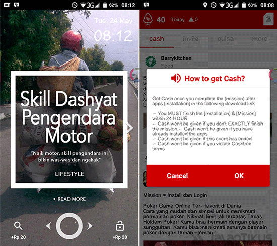 Aplikasi Lockscreen Android Terbaik 4