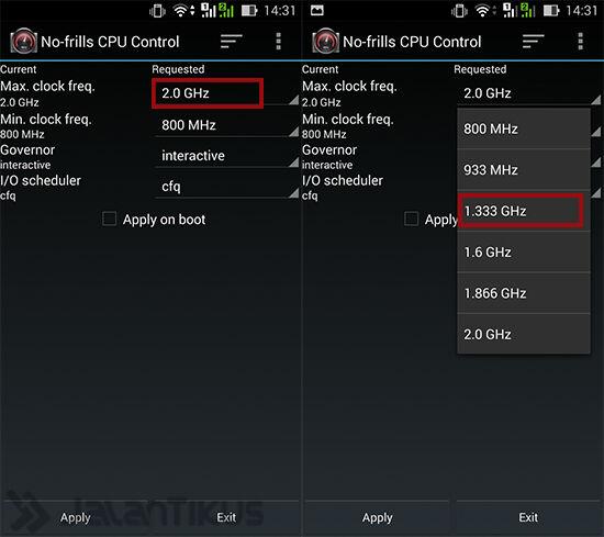 5 Trik Untuk Menghemat Baterai Asus Zenfone 6