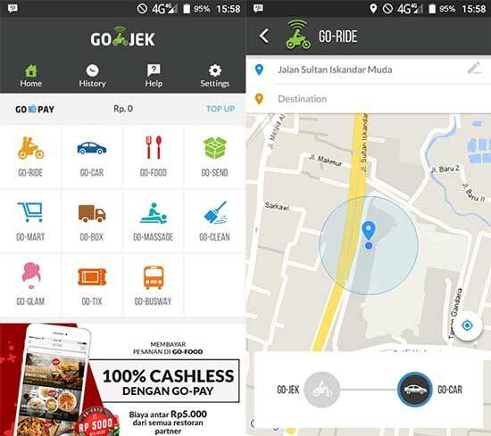 Go Car Vs Uber Vs Grab Car 2