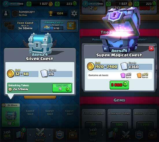 Gems Clash Royale 2