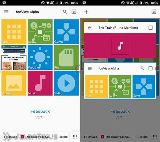 Mengendalikan Android Dengan Satu Tombol 3
