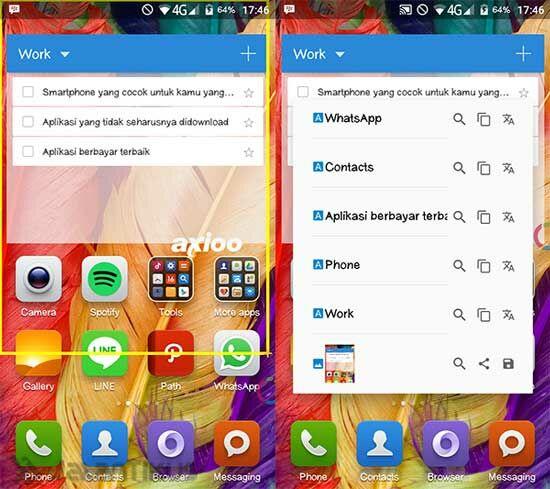 Mengendalikan Android Dengan Satu Tombol