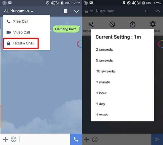 Tips Line Messenger 11
