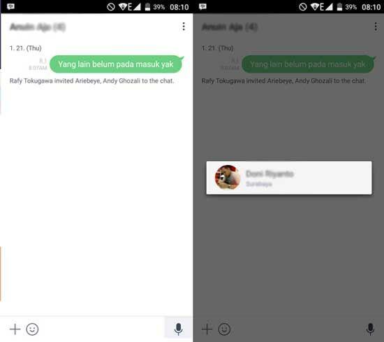 Tips Line Messenger 14
