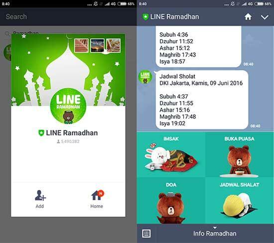 Tips Line Messenger 6