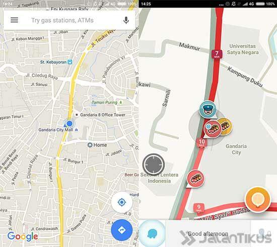 Google Maps Vs Waze 2
