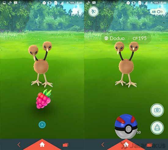 Cara Dapat Pokemon Langka 2