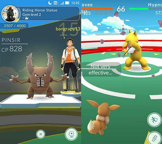 Update Pokemon Go 2