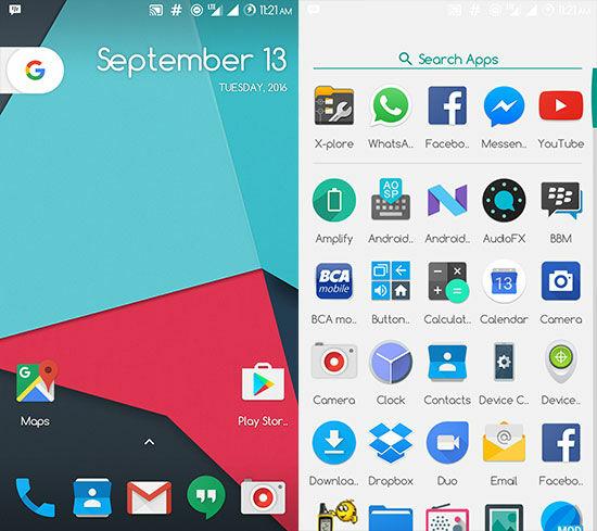 Cara Mengubah Android Jadi Nexus 4