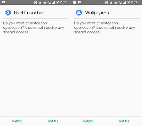 Cara Mengubah Android Jadi Nexus