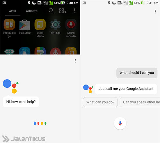 Google Assistant Di Android Marshmallow 3