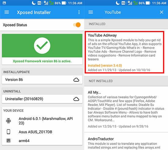 Cara Blokir Semua Jenis Iklan Youtube di Android