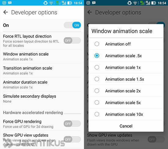 Kumpulan Tips Android Terbaik