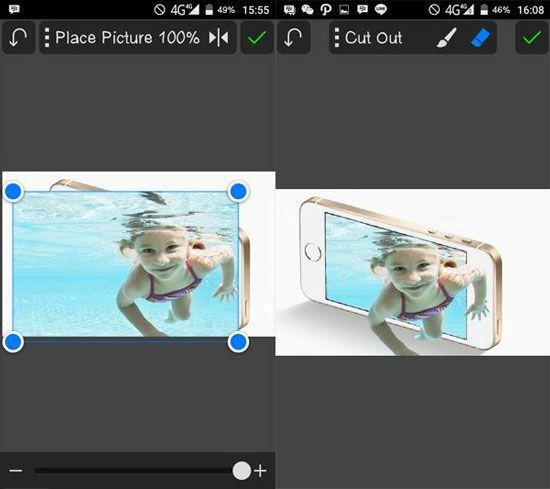 Aplikasi Edit Foto 3d