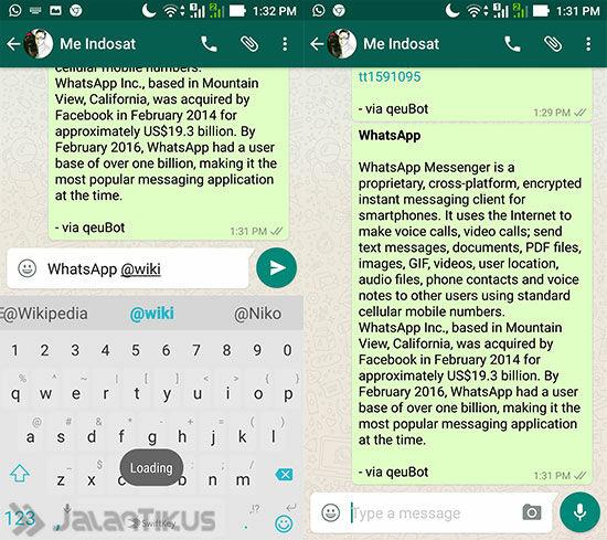 Cara Tambahkan Robot Di Whatsapp 3