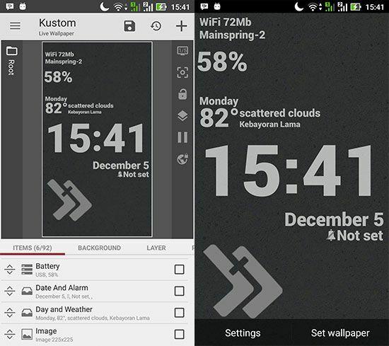 Cara Membuat Live Wallpaper Android 8