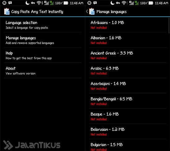 Cara Copy Paste Teks Dari Gambar Di Android