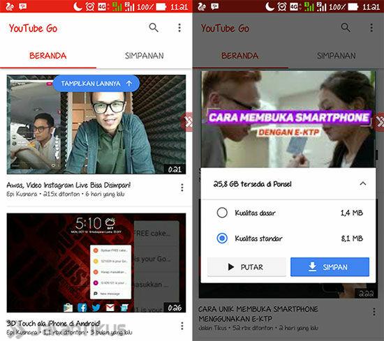 Cara Download Video Youtube Secara Resmi 2
