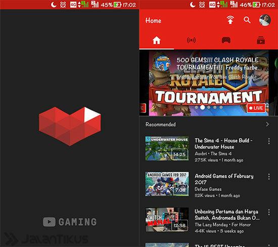 Cara Merekam Layar Android Menggunakan Youtube