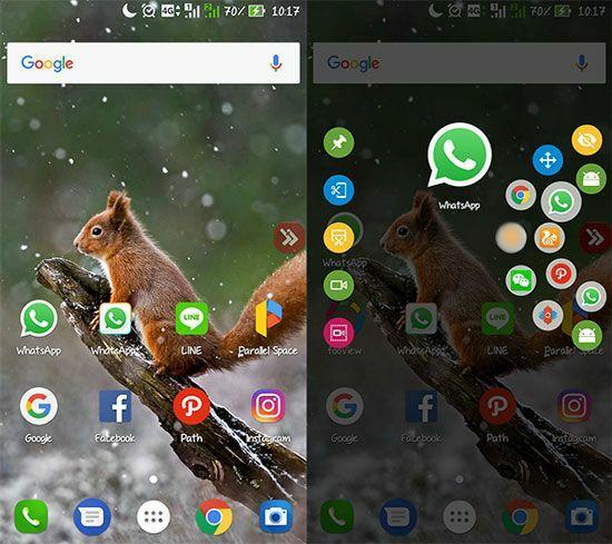 Aplikasi Android Canggih Fooview