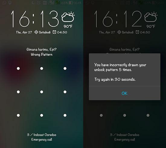 Cara Buka Android Lupa Kunci Tanpa Hapus Data