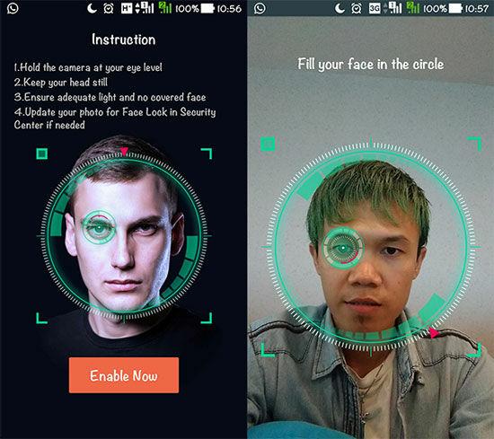 Cara Gunakan Face Recognition Galaxy S8 Di Semua Android 3